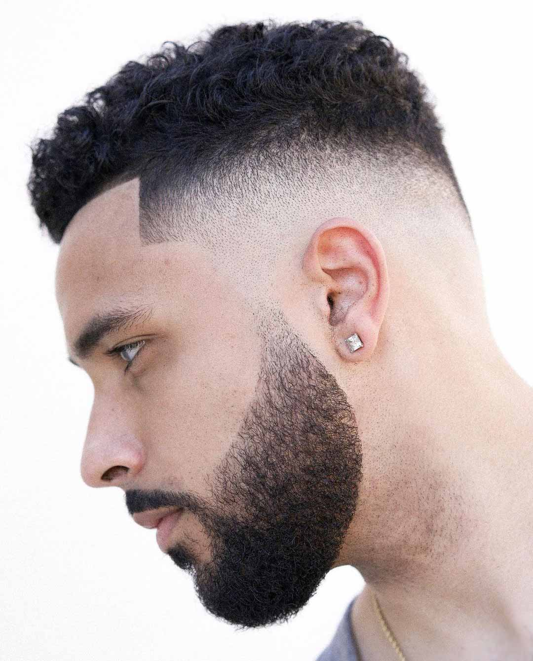 Curly High Top