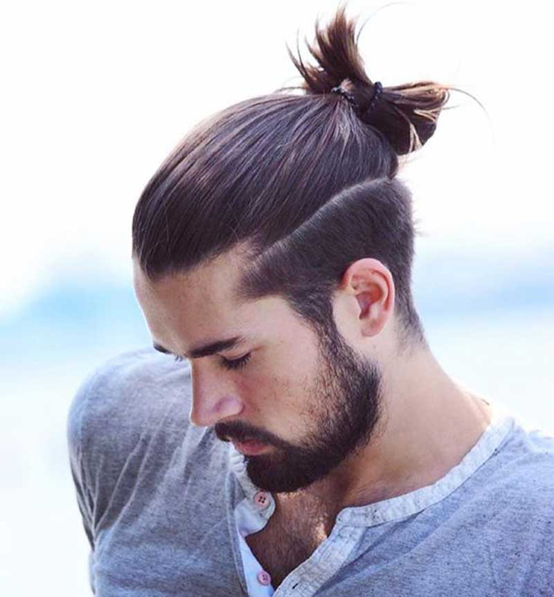Low Taper Fade hairstyle