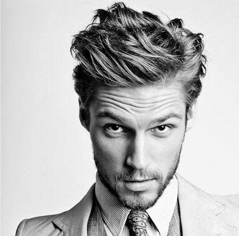 35 Inspiring Hipster Haircut ideas For Trendy Men