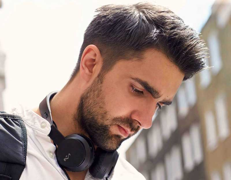 Hipster Fade hairstyle