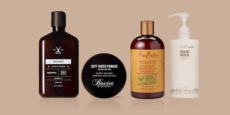 Hair products fo men