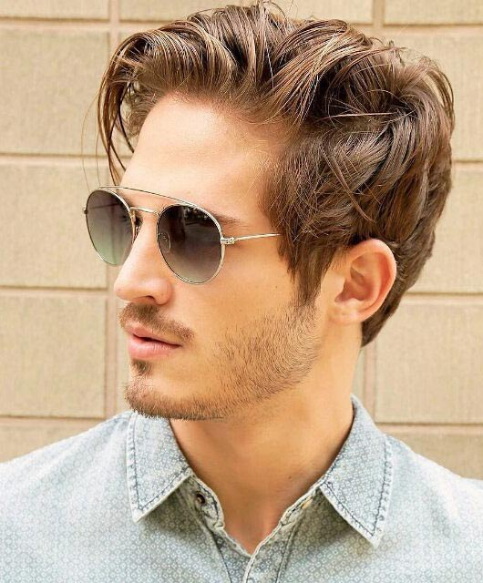 Stupendous 34 Modern Hairstyles For Men For Stylish Men Mens Hairstyle Tips Natural Hairstyles Runnerswayorg
