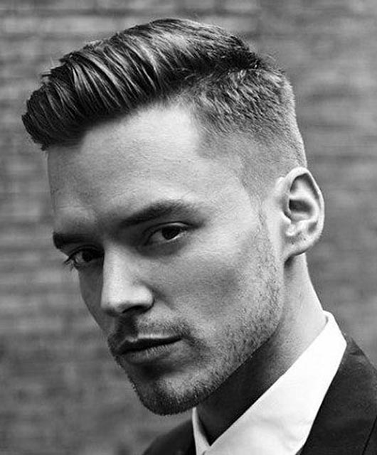 Modern Low Fade Haircut