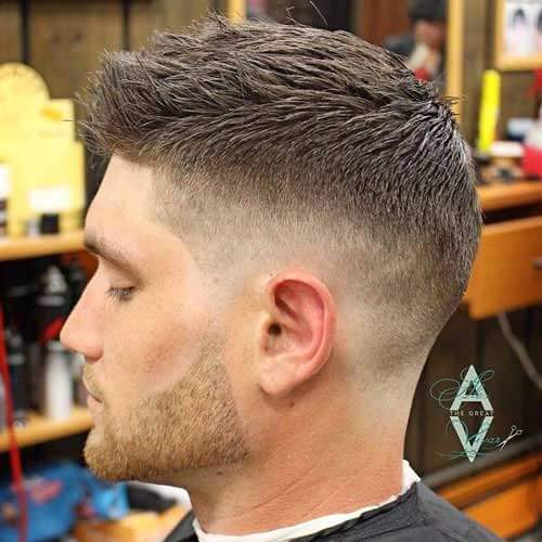 different kinds of fades haircut fade haircut guide 5 popular types of fade cut 3699
