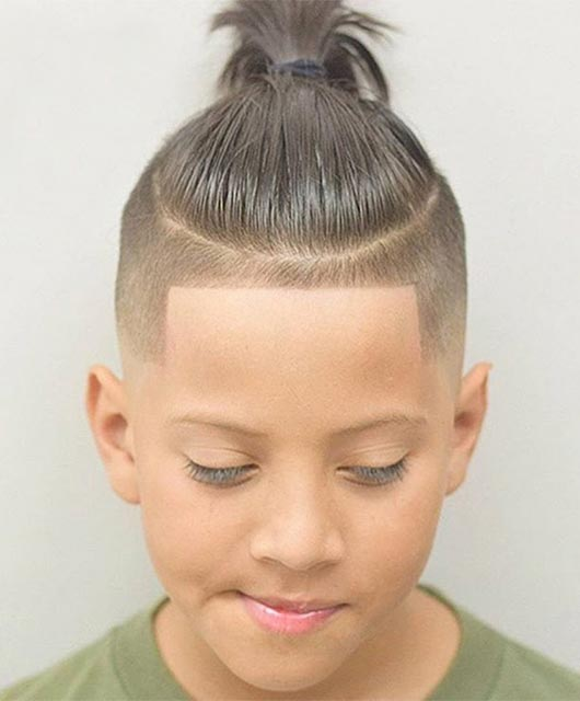 32 Toddler Boy Haircuts - Favorite Style For Your Baby
