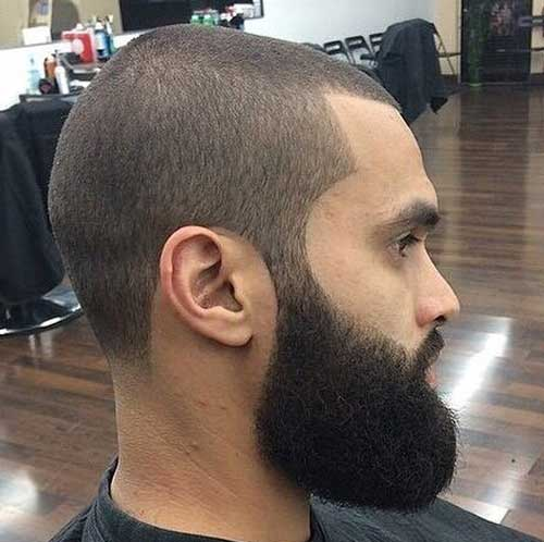 Buzz Cut haircut