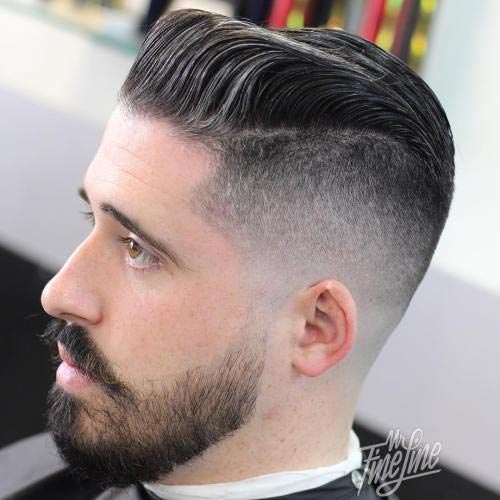 Disconnected Undercut with High Front