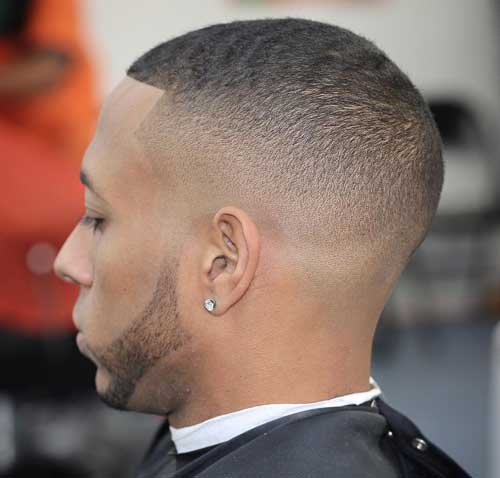 High and Tight Wavy Crown