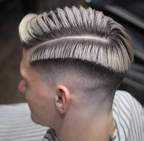 30 Impressive Fade Haircuts With Part Unique Styles Amp Ideas