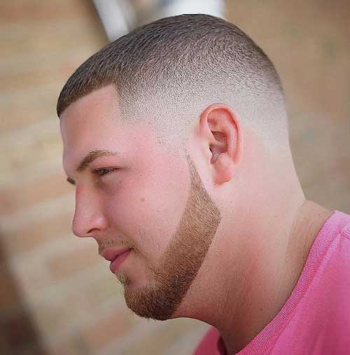 High and Tight Buzz Cut