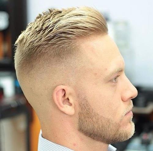 24 Crew Cut Fade Haircuts Classic Amp Neat Look For Men