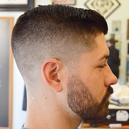 High and Tight Haircut with Pomp