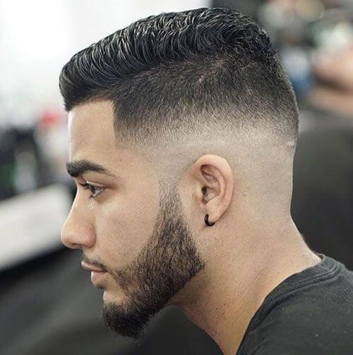 High Top with Low Skin Fade