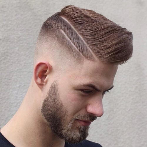 Styled Pomp with Double Hard Part