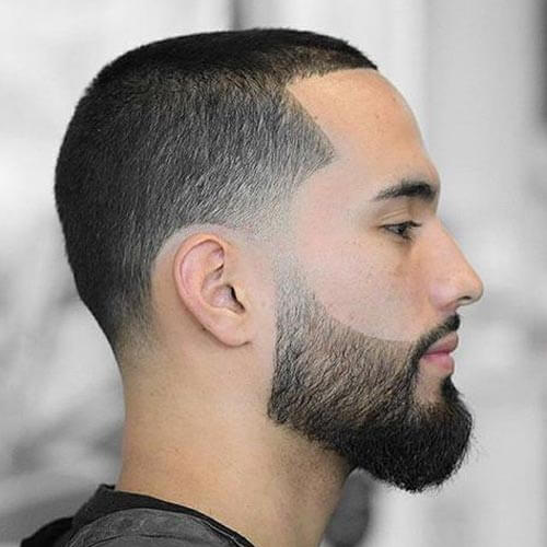 Neat Crew cut - Short Hairstyles For Men