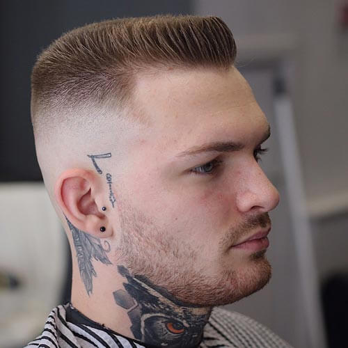40 Flat Top Haircut Ideas Classic Style With A Modern Twist
