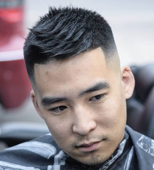 Fohawk Fade Haircut