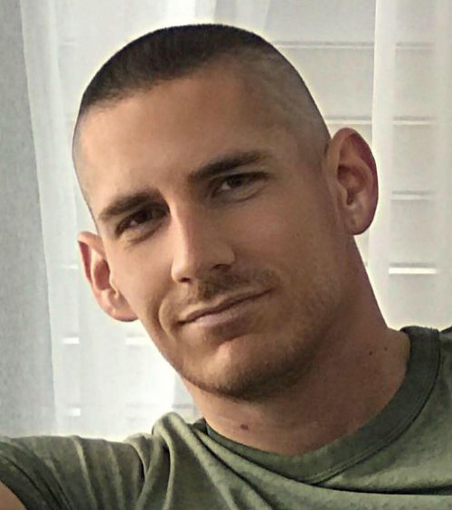 Marine Jarhead Haircut
