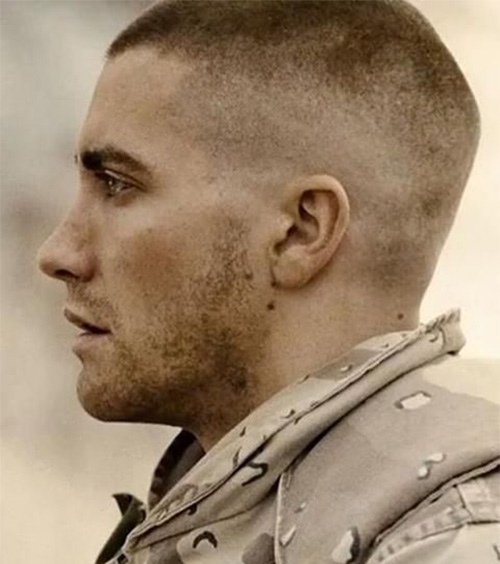Jake Gyllenhaal Jarhead Haircut