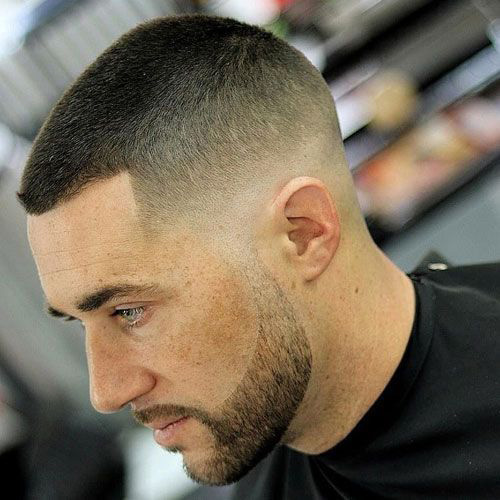 High and Tight Fade Jarhead