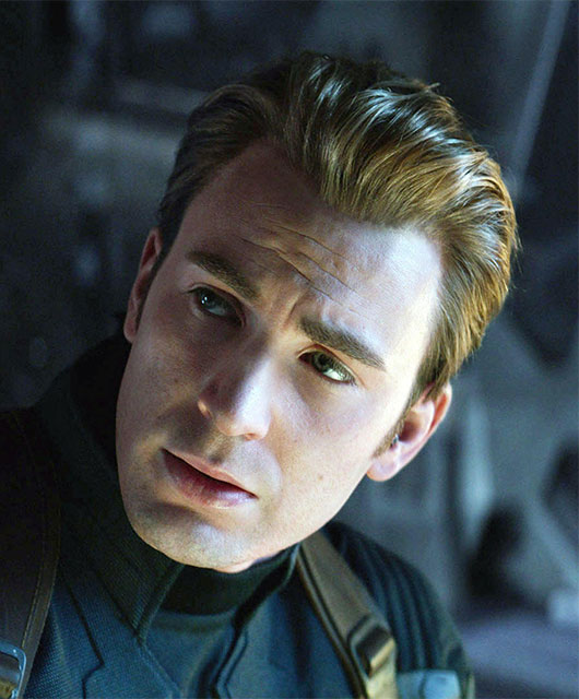 Captain America Haircut: How To Get Chris Evans Hairstyle