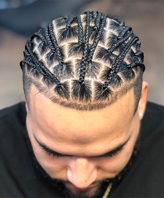 32 Cool Box Braids Hairstyles For Men Men S Hairstyle Tips
