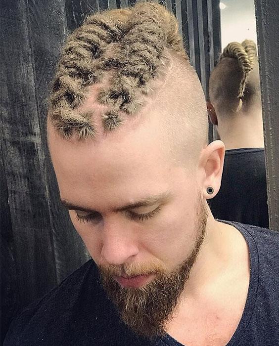 Fishtail Braids Viking Hairstyles