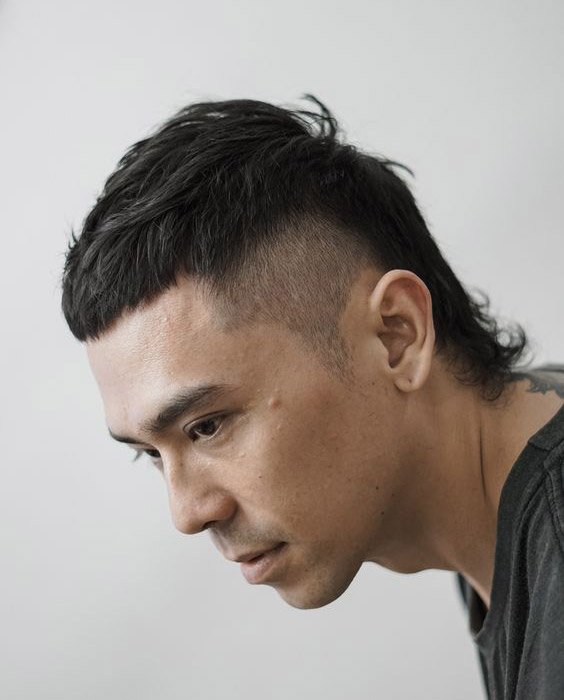 The Coos Mullet Haircut
