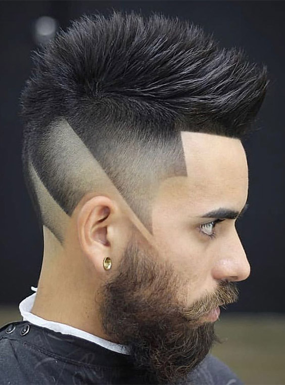 Sectioned Reverse Fades