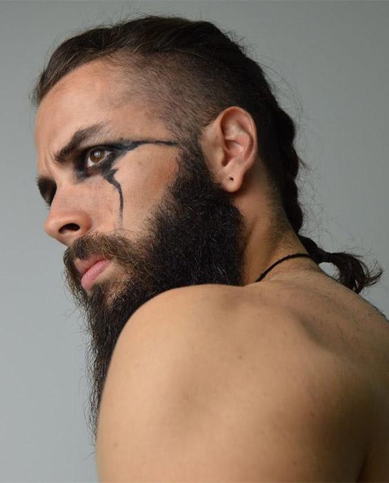 Dothraki Viking Hairstyles