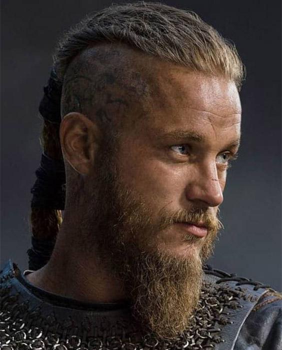 Ragnar Lothbrok Mohawk Twists