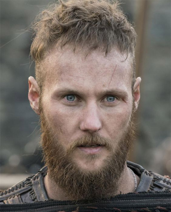 Scandinavian Crop Viking Hairstyles
