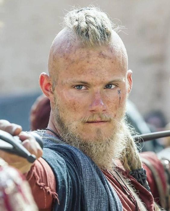 Björn Ragnarsson Mohawk