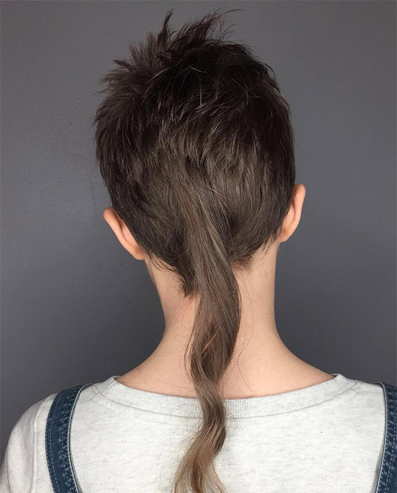 Simple Rat Tail