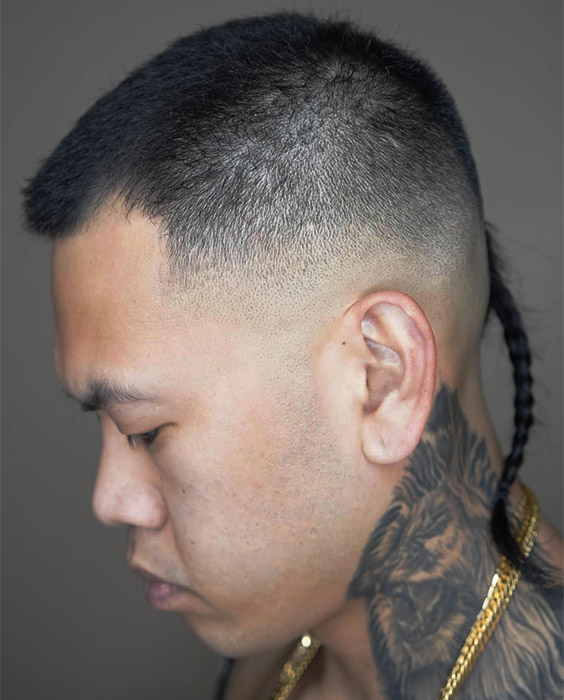 Asian Rat Tail