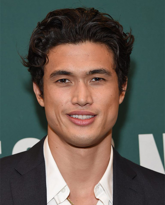 Charles Melton Eboy Haircut