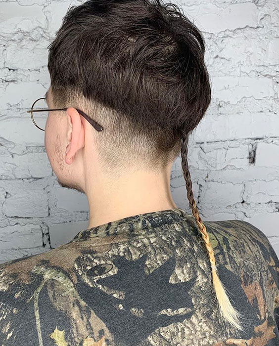 Gradient Rat Tail