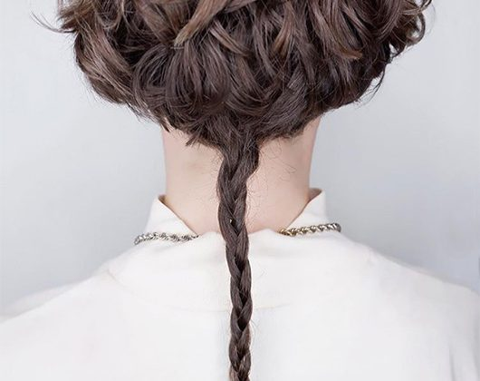 Rat Tail Hairstyles To Uplift Your Style