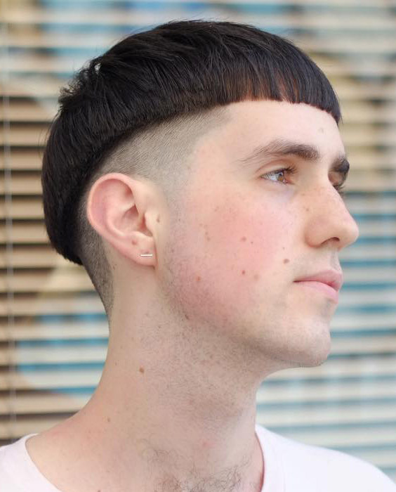 Simple Bowl Cut