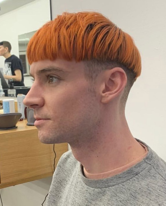Red Chili Bowl Cut