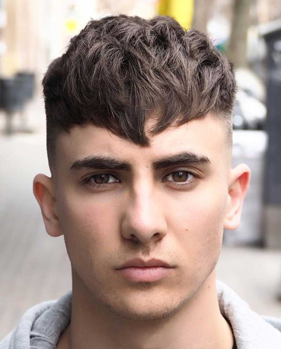 High And Tight Cropped Haircut