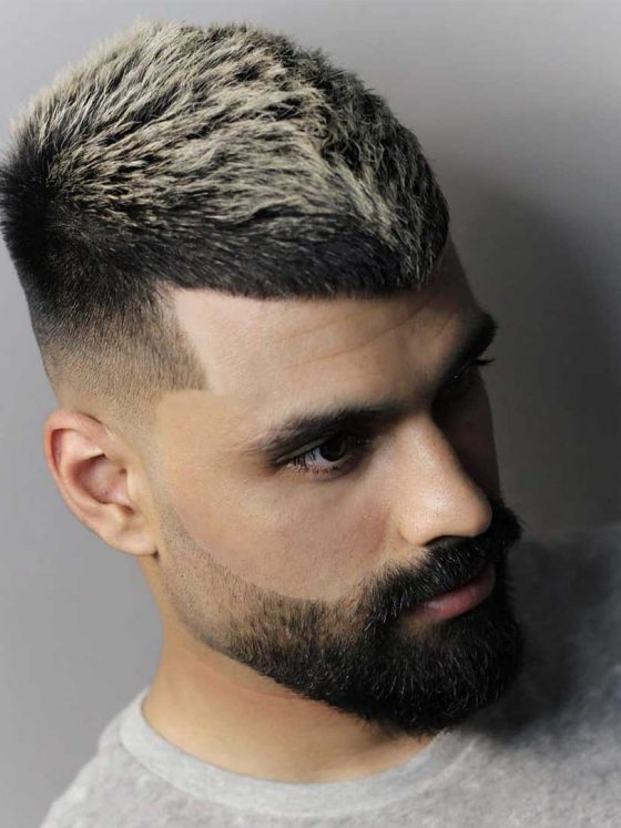 Best Crop Top Fade Haircuts for Men