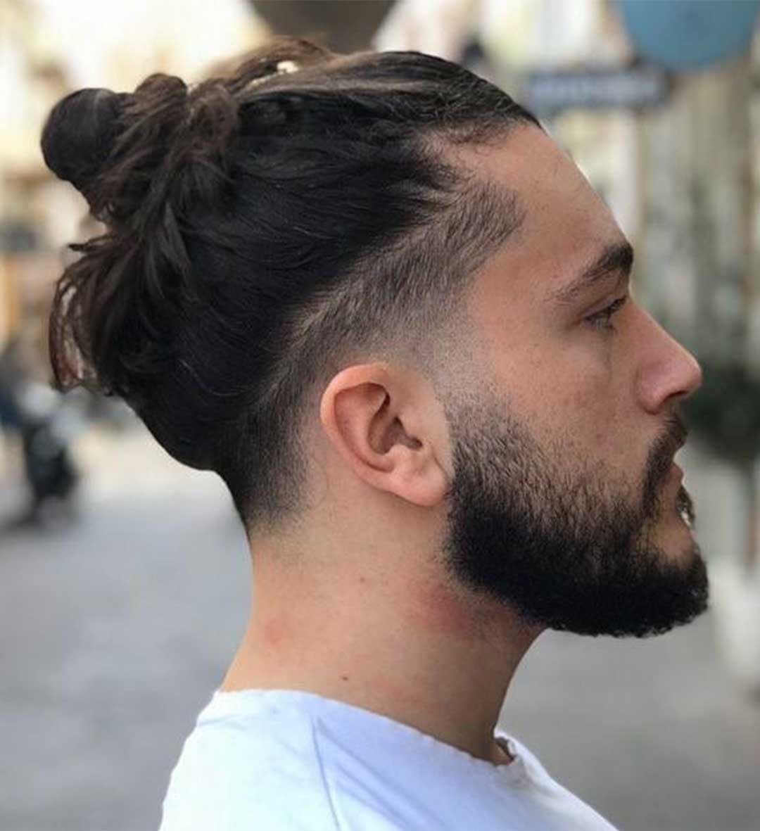 15 Best Man Bun Undercut Hairstyles Men S Hairstyle Tips