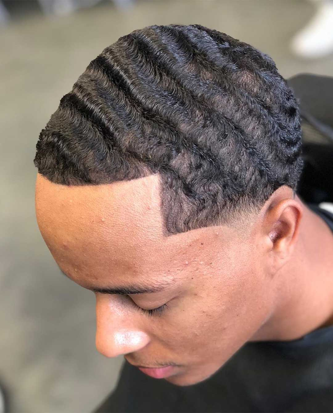 Deep 180 Waves