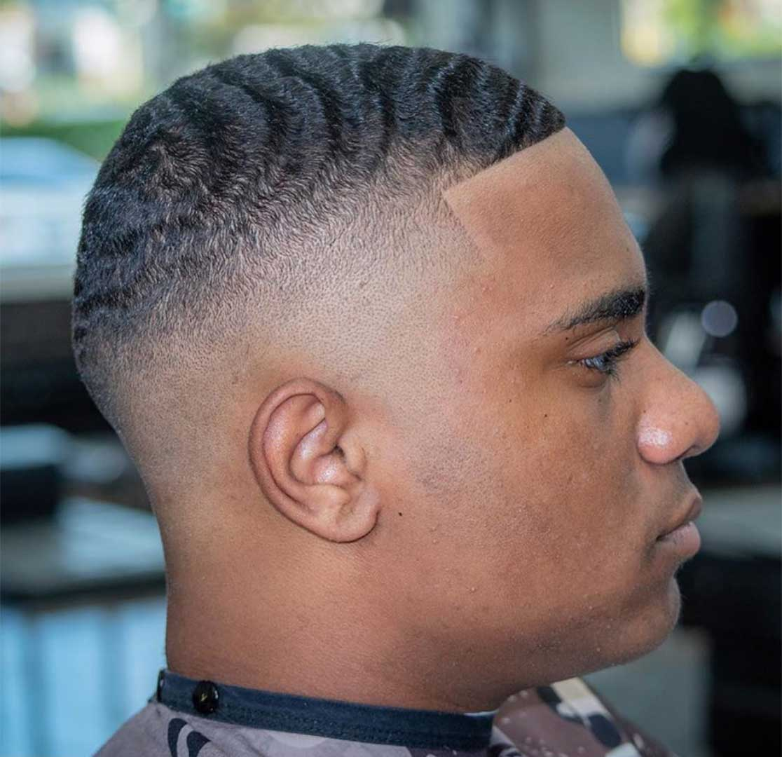 High Temple Waves Haircut