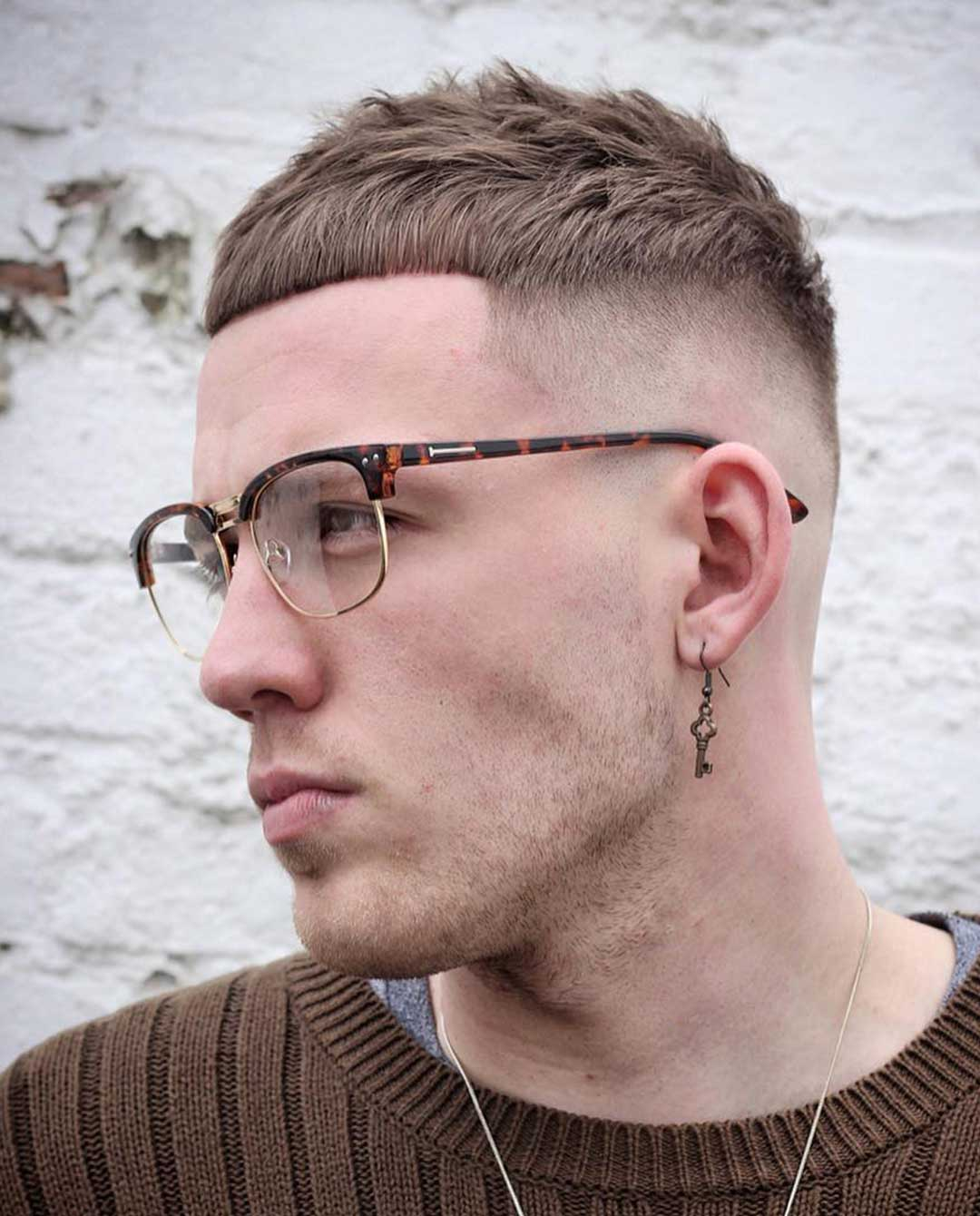 Undercut + Texturized Crown