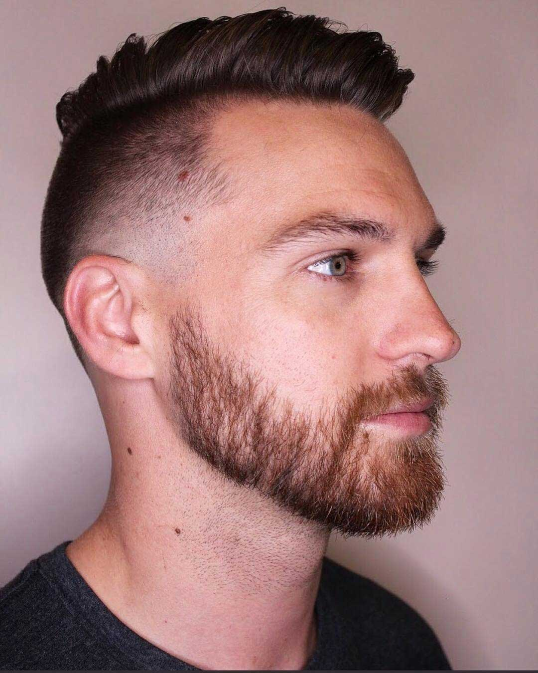 High and Tight Taper
