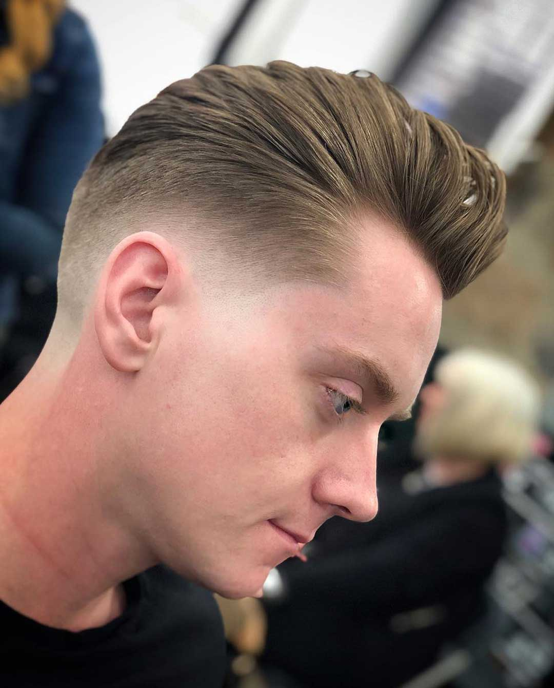 Low Fade Blowout