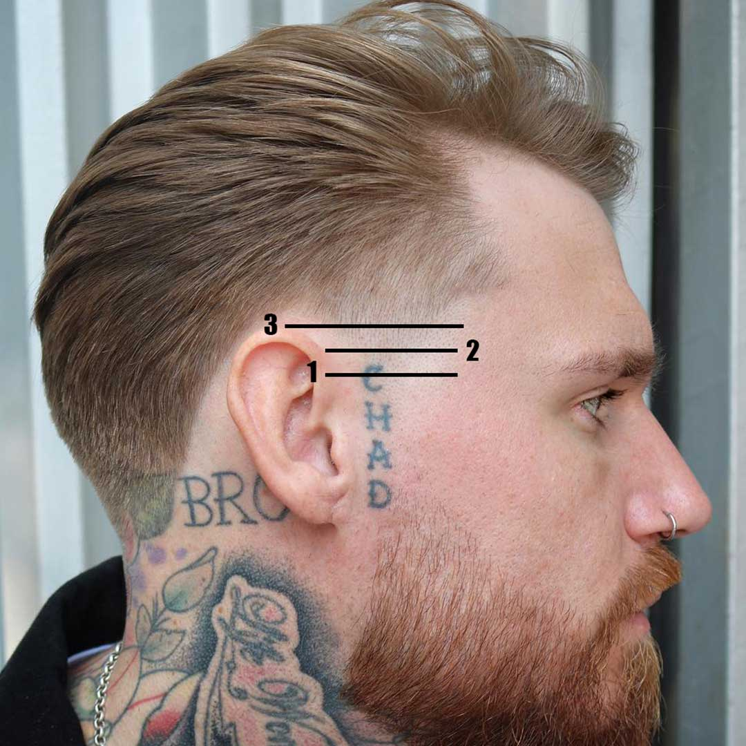 Taper Fade Haircut Guide
