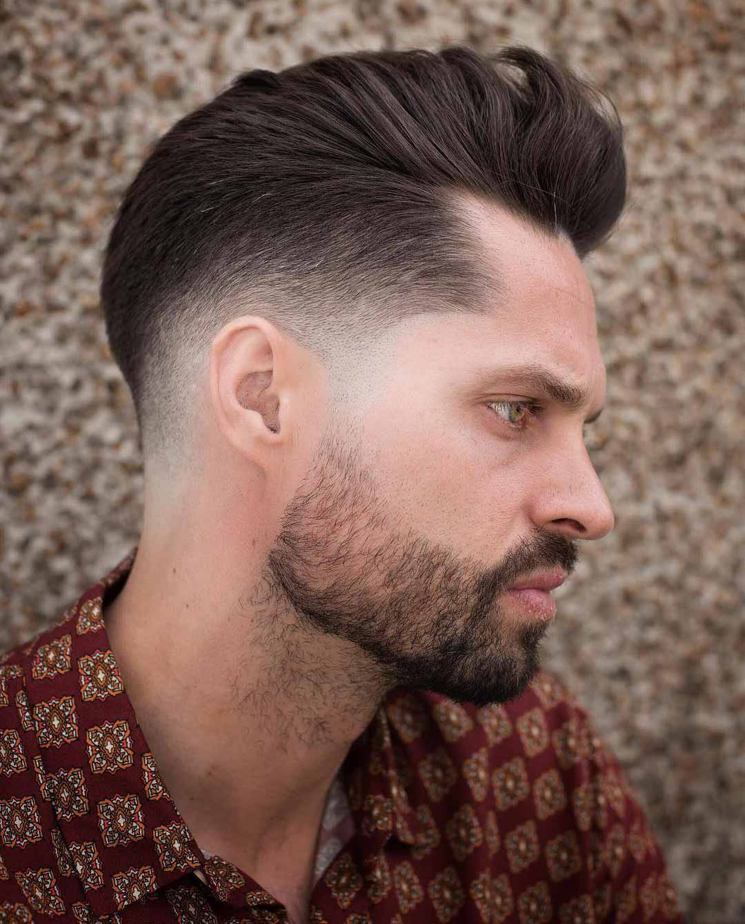Taper Fade Haircut